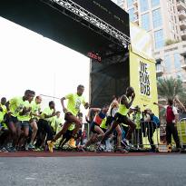 سباق نايكي وي رن دبي 2015