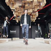 Timberland Fall/Winter 2015 Fashion Show