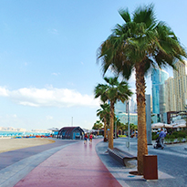 Top 5 places to go running in Dubai