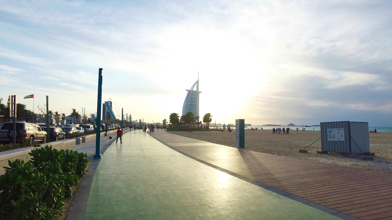 Jumeirah Corniche