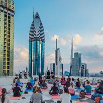 SSS Event: Vinyasa Vinyl Yoga