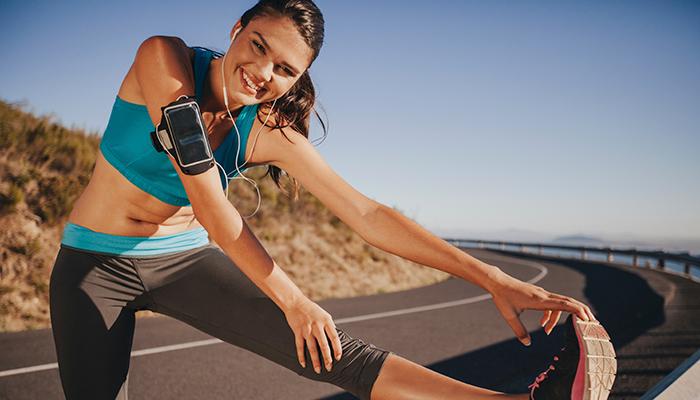 10 طرق لتعزيز اللياقة البدنية