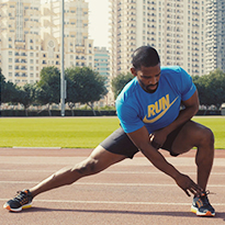 Running Tips: the Warm-up