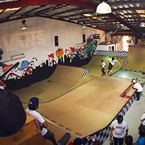 Skateboarding in Dubai: Vans X Zoo Skatepark