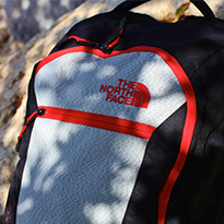 Backpack all summer with The North Face Bags