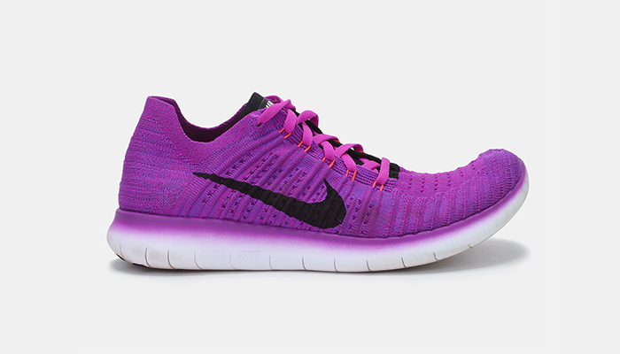 Fusing two technologies propelled by intelligence and design, the Nike Free  Flyknit Shoe features a new midsole pattern that expands, flexes and  contracts ...