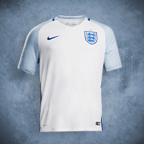Pick Of the Week: Nike England Home Stadium Football Jersey