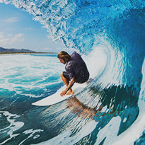 Top 5 Surfing Instagrammers in the UAE