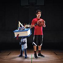 العودة إلى المدرسة: نصائح عن كرة السلة مع سن اند ساند سبورتس