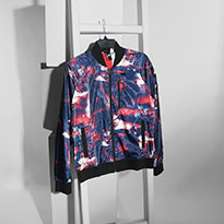 Pick of the Week: adidas Flower Bomber Jacket