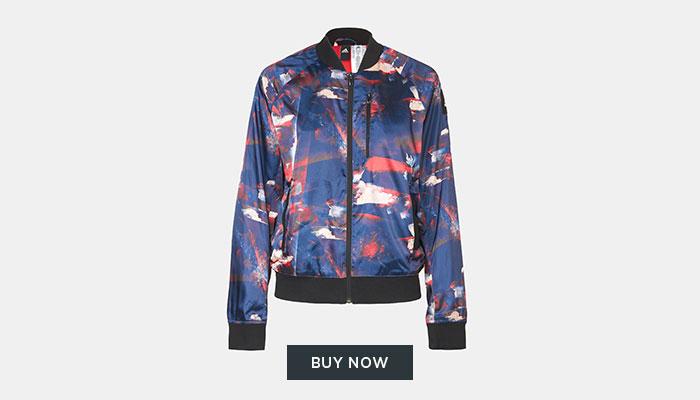Reunión desastre Virus  Pick of the Week: adidas Flower Bomber Jacket |SSS Blog