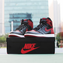 SSS Jordan Giveaway: Win the Air Jordan 1 Retro High OG 'Banned' Shoe
