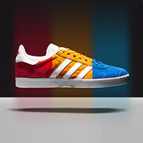 Get Street Chic with the adidas Originals Gazelle Shoe