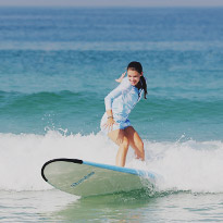 How To Surf With Sun & Sand Sports