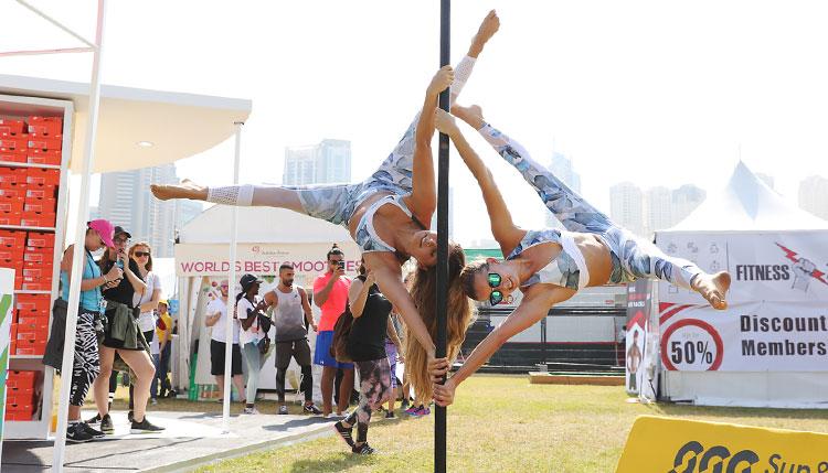 Pole Fit Dubai