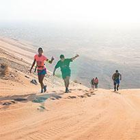 تحدي الصحراء عن قُرب – برعاية ذا نورث فيس