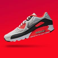 اختيار الأسبوع: حذاء الجري اير ماكس 90 ألترا من نايك