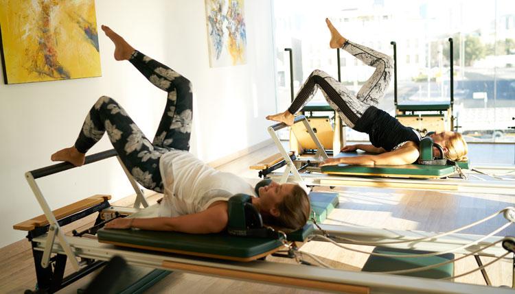 Reformer Pilates - UAE   SSS