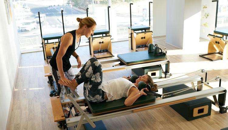 Reformer Pilates - Abu Dhabi   SSS