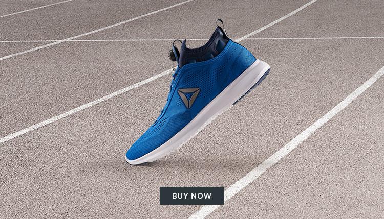 Reebok Pump Plus Tech Running Shoe