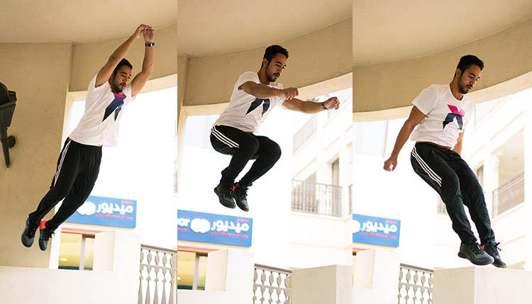 PARKOUR - How To Series | UAE