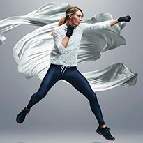 Stretch Towards Your Goals With Under Armour Threadborne