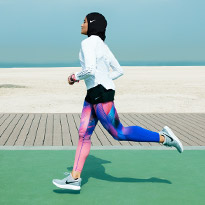 Introducing The Nike Pro Hijab