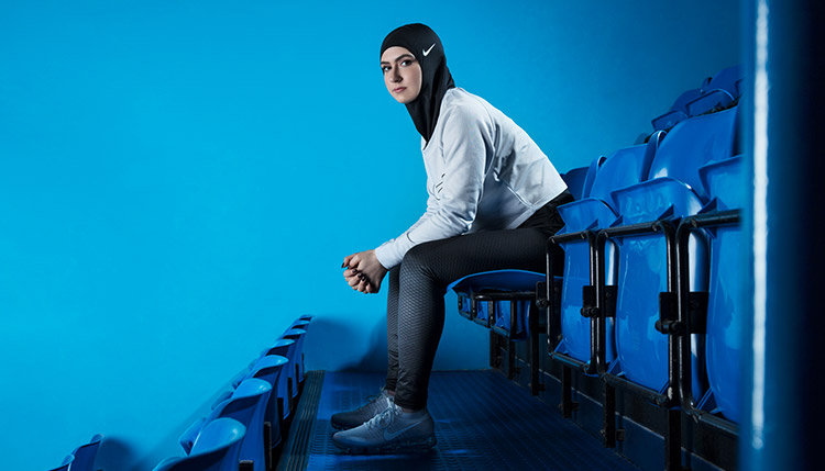 برو حجاب زهرة لاري