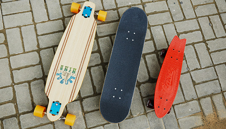 Boards To Match Your Skate Style