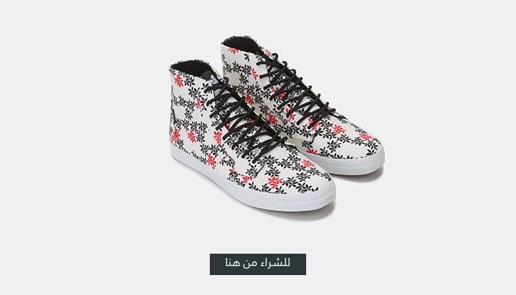 حذاء تريب هاي من دي في إس