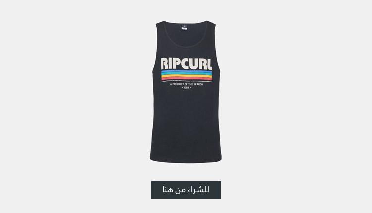 قميص بامب فيد دون الأكمام من ريب كورل