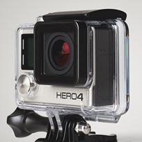 تخيل المغامرة، شاهد المغامرة، كن وسط المغامرة مع كاميرا جوبرو هيرو 4