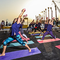 Rise With SSS Yoga: Dawn To Dusk Event