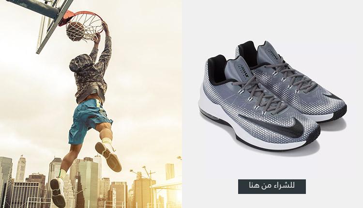 حذاء اير ماكس انفورييت لو لكرة السلة من نايك