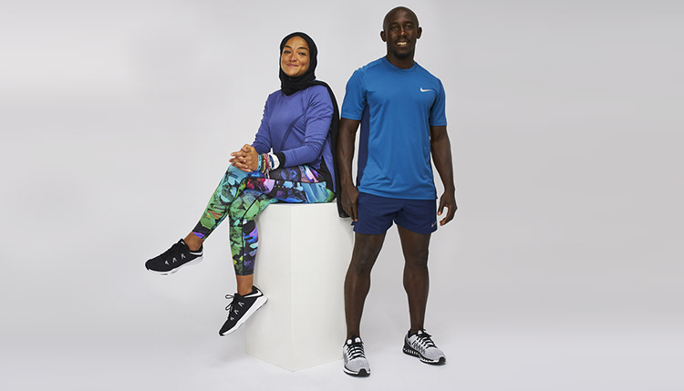 Nike+ Run Club Coaches | Dubai, UAE