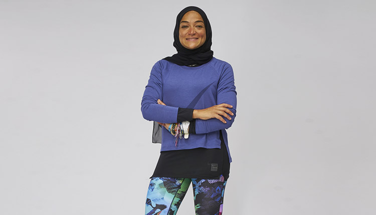 Nike+ Run Club Coaches | Manal