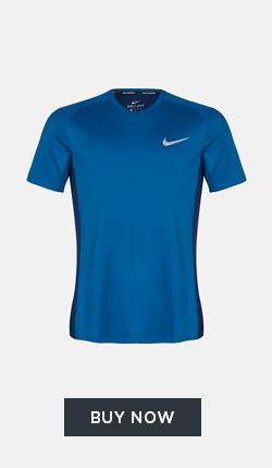 Nike Dry Miller Running T-Shirt