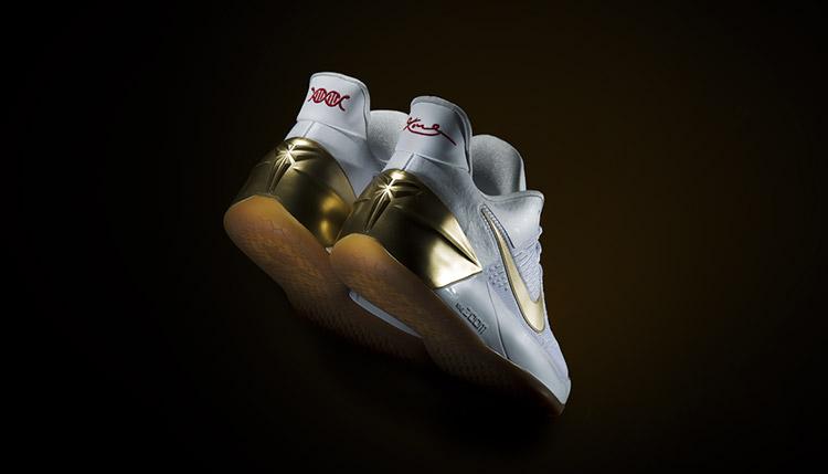 حذاء كرة السلة كوبي ايه-دي من نايك
