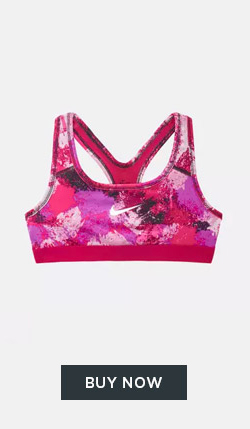 KIDS' CLASSIC AOP3 SPORTS BRA