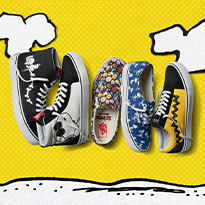 The Vans Peanuts Collection Is Here!