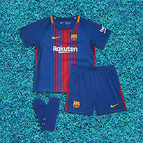 Kit The Kids Out With Their Favourite Team Jerseys