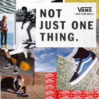 """Not Just One Thing"" – Be Everything With Vans"