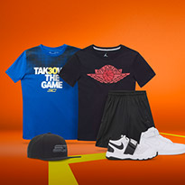 Hold Court In Back To School Basketball Gear