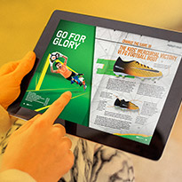 Sports Shopping Made Simple With The SSS Back To School Magazine