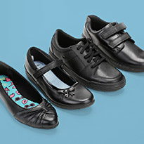 Top Of The Class: Clarks Back To School Shoes