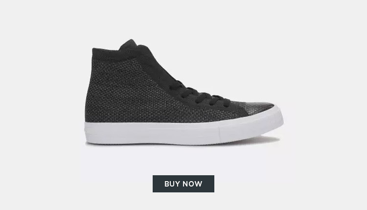 Converse Chuck Taylor All Star X Nike Flyknit Shoe