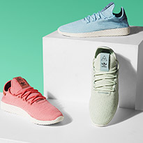 adidas Originals X Pharrell Williams: Tennis Human Race Shoe