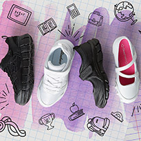 Step It Up At School With Skechers