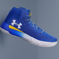 Bring MVP Skills To Your Game In The Under Armour Curry 3Zero Shoe