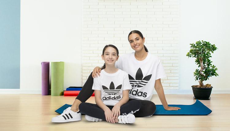 اليوغا للاطفال والامهات